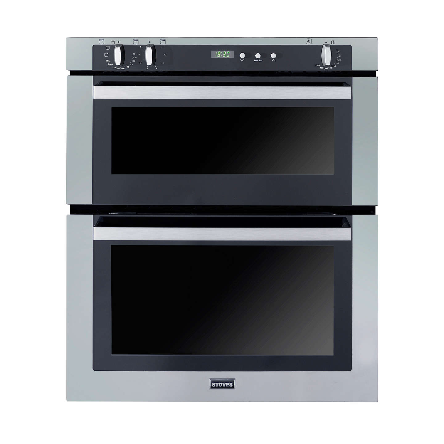 electric cooking stoves. Perfect Electric BuyStoves SEB700FPS Double BuiltUnder Electric Oven Stainless Steel  Online At Johnlewiscom  Intended Cooking Stoves