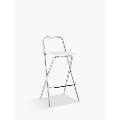 John Lewis Verona Folding Bar Chair