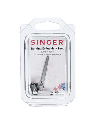 Singer 4-1002 Darning / Embroidery Foot