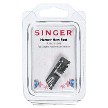 Buy Singer 4-1006 Narrow Hemmer Online at johnlewis.com