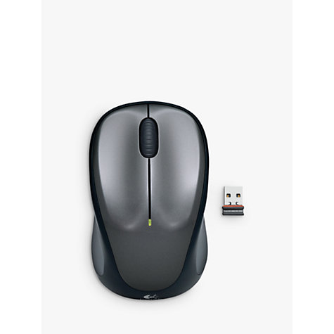 Buy Logitech M235 Wireless Mouse Online at johnlewis.com