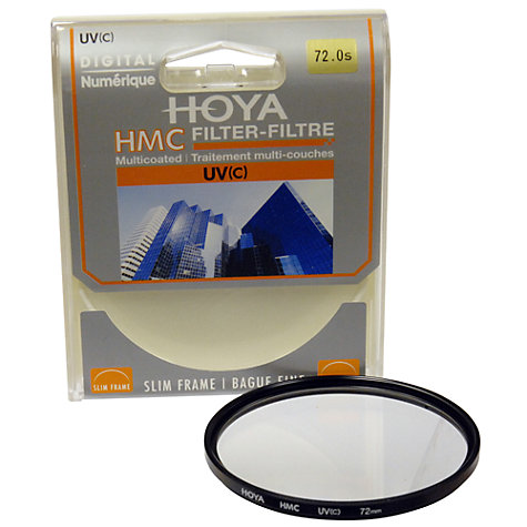 Buy Hoya UV Lens Filter, 72mm Online at johnlewis.com