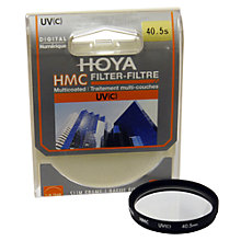 Buy Hoya UV Lens Filter, 40.5mm Online at johnlewis.com