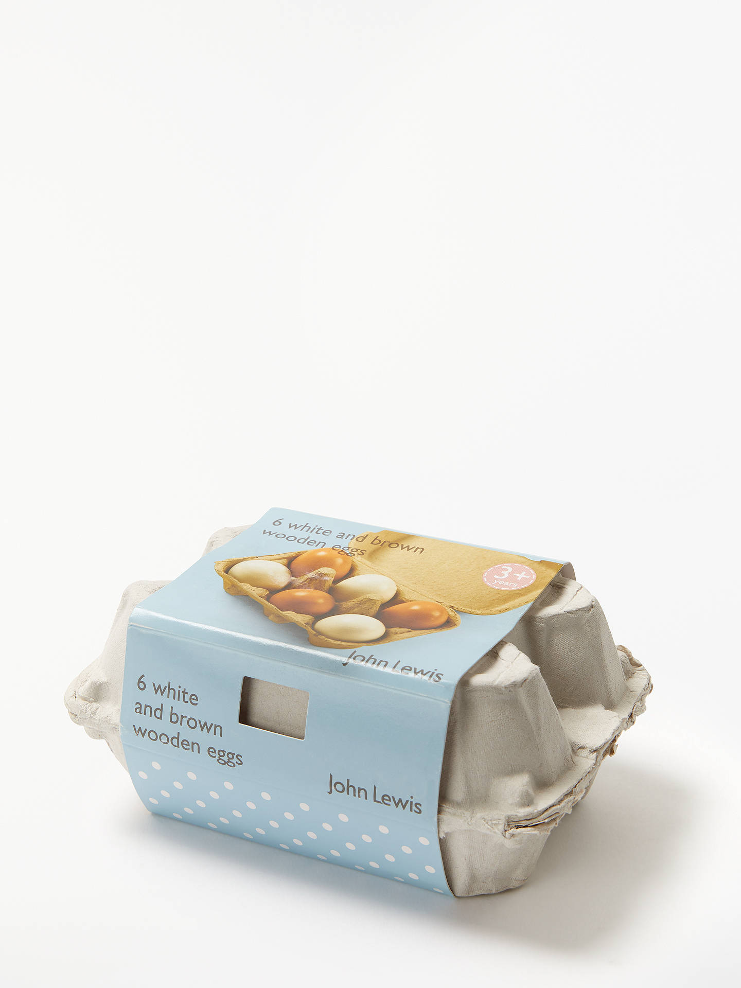 BuyJohn Lewis & Partners Eggs in a Box Online at johnlewis.com