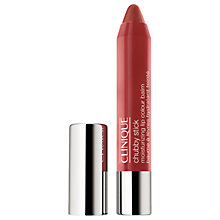 Buy Clinique Chubby Stick Moisturising Lip Colour Balm Online at johnlewis.com