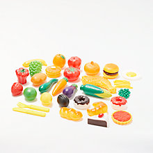 Buy John Lewis Play Food Set Online at johnlewis.com