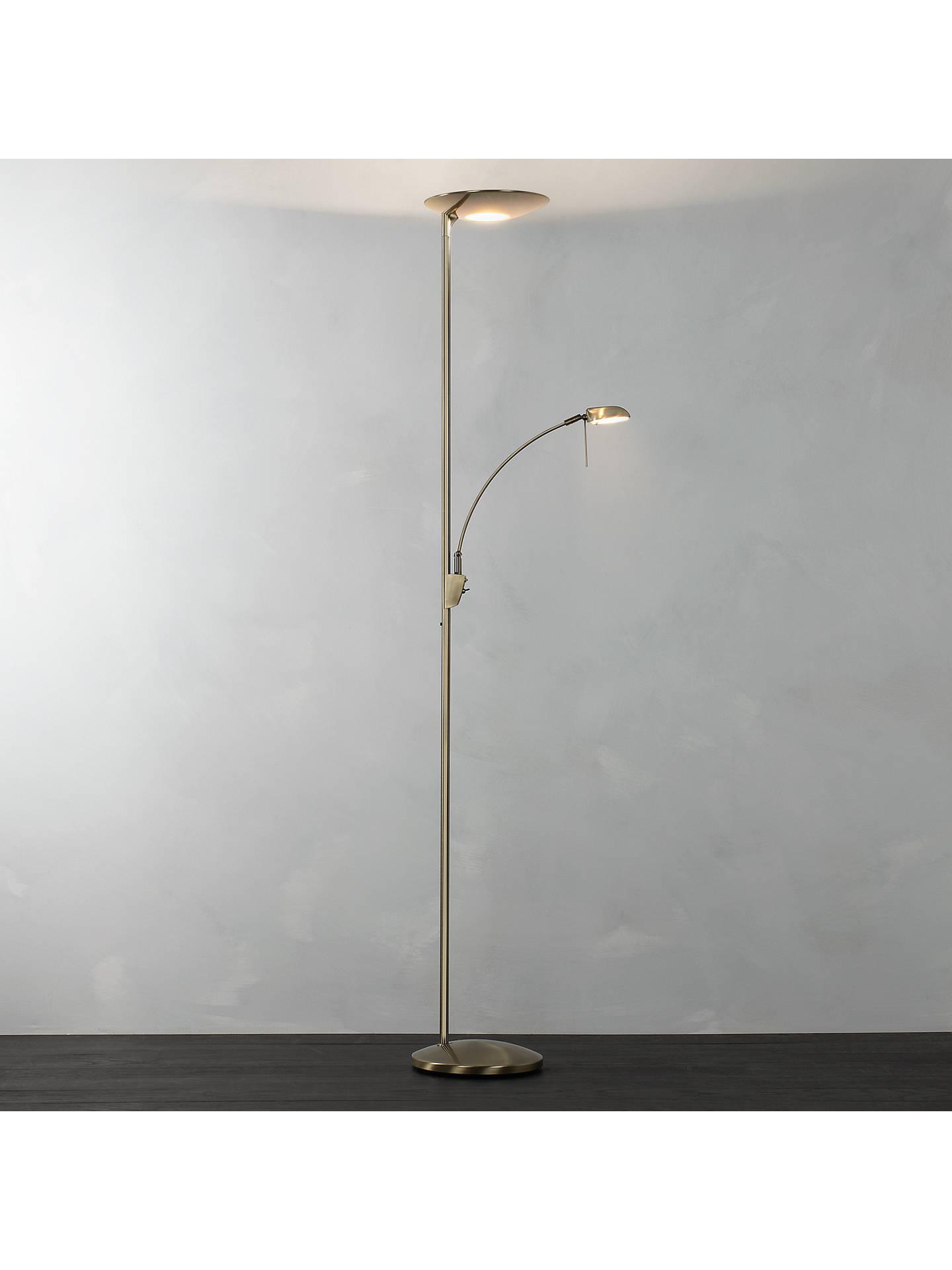 John Lewis Lexington Uplighter Floor Lamp At John Lewis