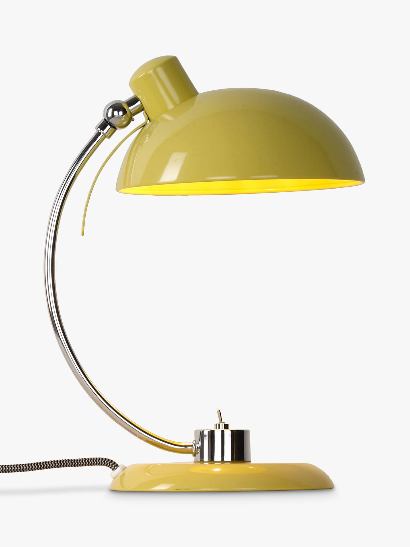 Buy John Lewis & Partners Penelope Task Lamp, Quince Online at johnlewis.com