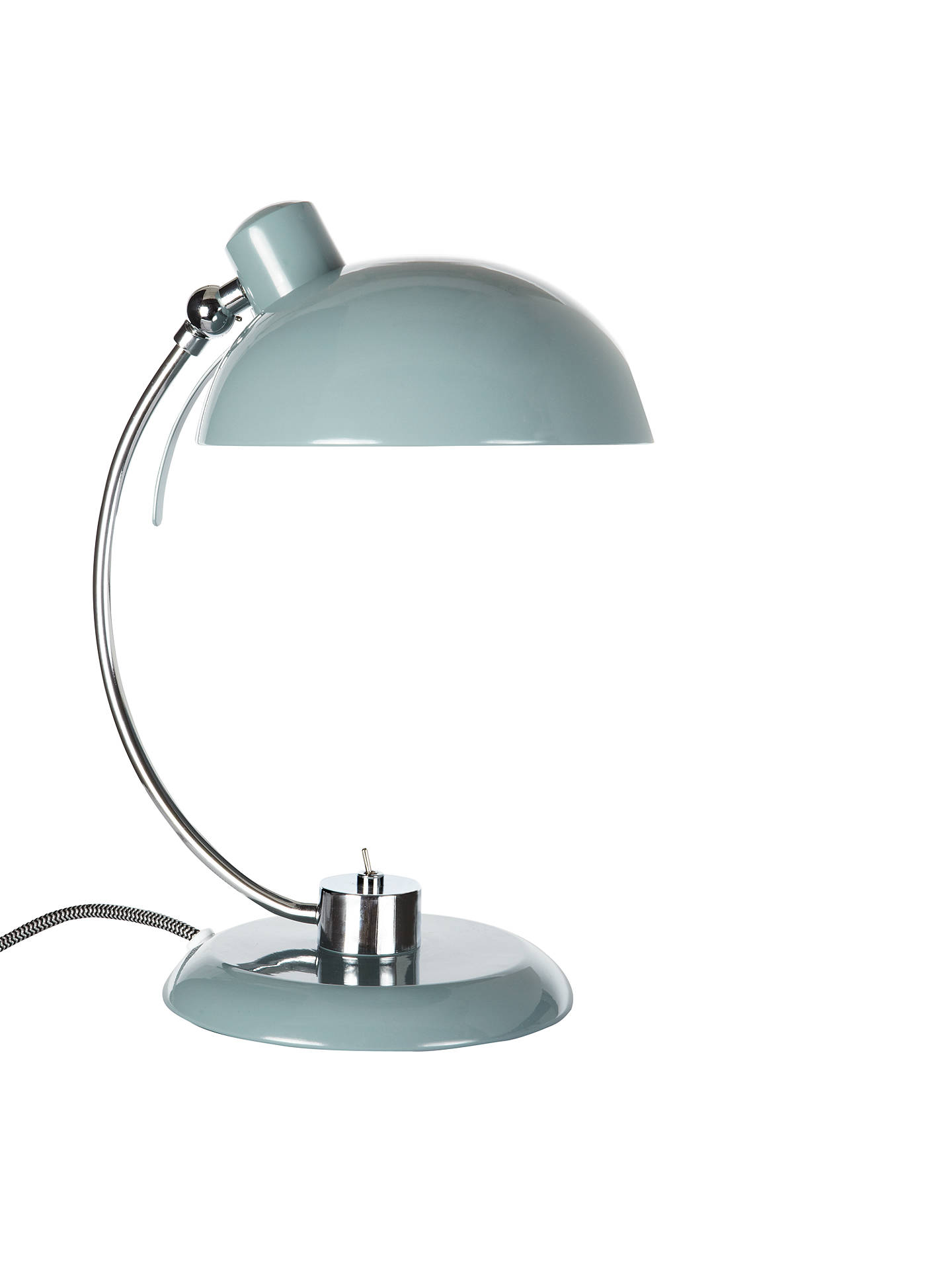 Buy John Lewis & Partners Penelope Task Lamp, Slate Online at johnlewis.com
