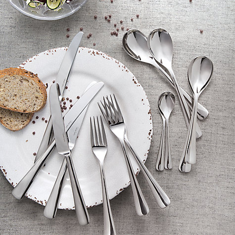 Buy Robert Welch Malvern Cutlery Set, 24 Piece Online at johnlewis.com