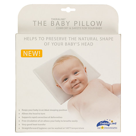 Buy Theraline Baby Pillow Online at johnlewis.com