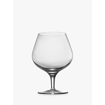 Product photo of John lewis connoisseur brandy glasses set of 4 clear