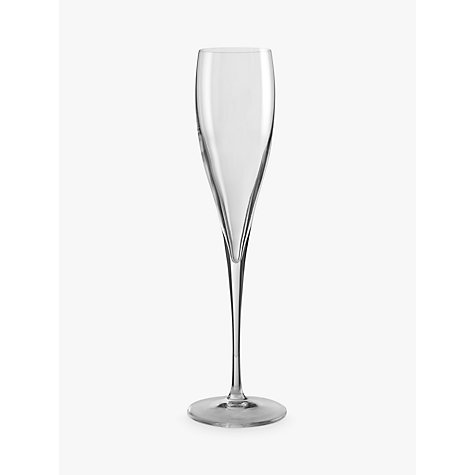 Buy John Lewis Connoisseur Champagne Flutes, Set of 4, Clear, 175ml Online at johnlewis.com