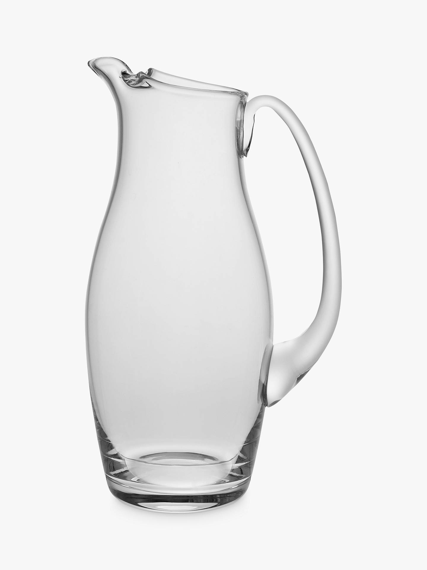 BuyJohn Lewis & Partners Connoisseur Jug, Clear, 435ml Online at johnlewis.com