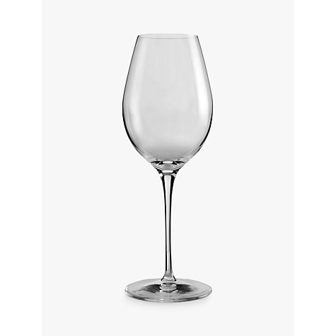 Buy John Lewis Connoisseur White Wine Glasses, 0.38L, Set of 4 Online at johnlewis.com