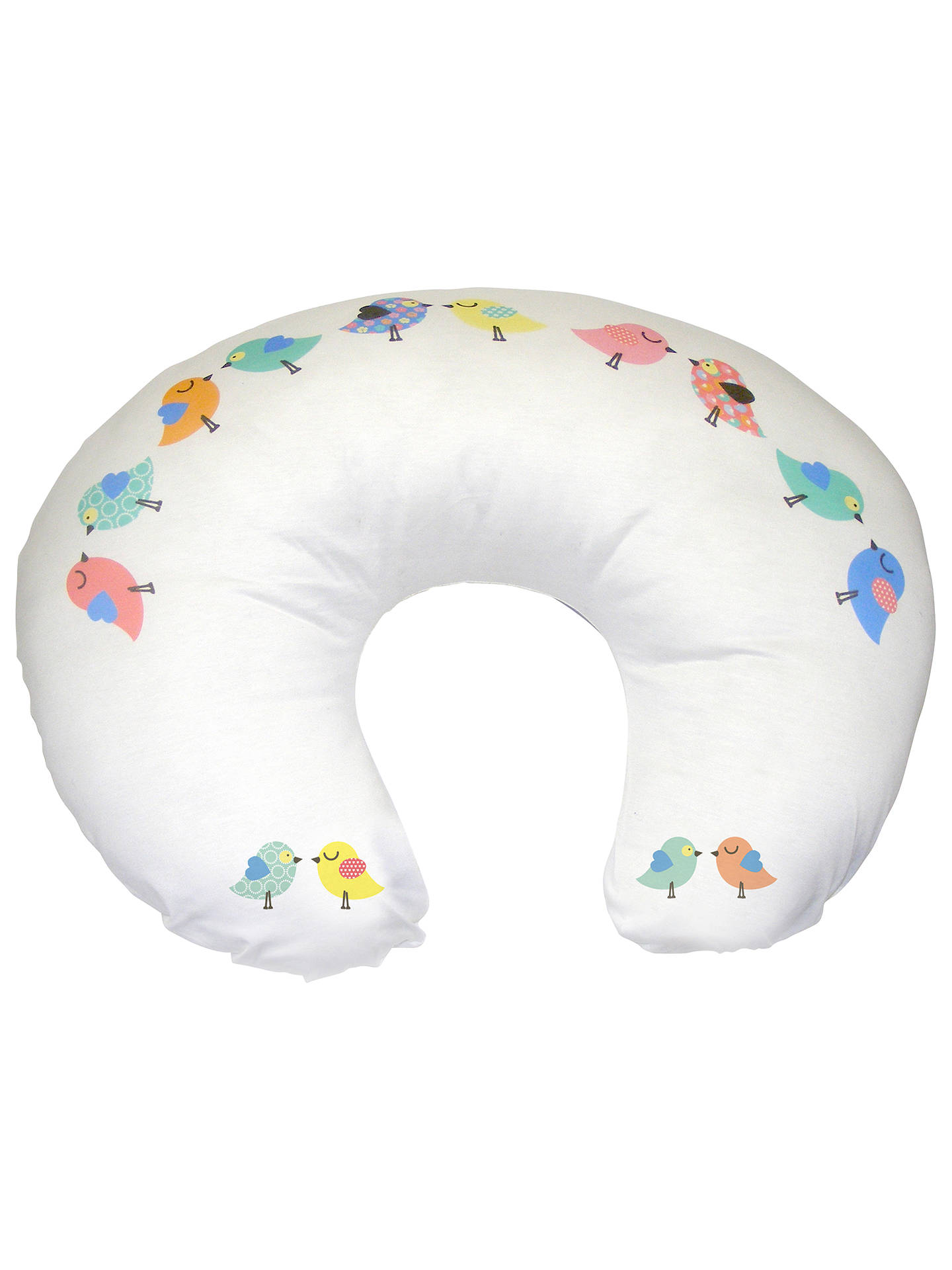 BuyWidgey Donut Nursing Pillow, Birdy Online at johnlewis.com