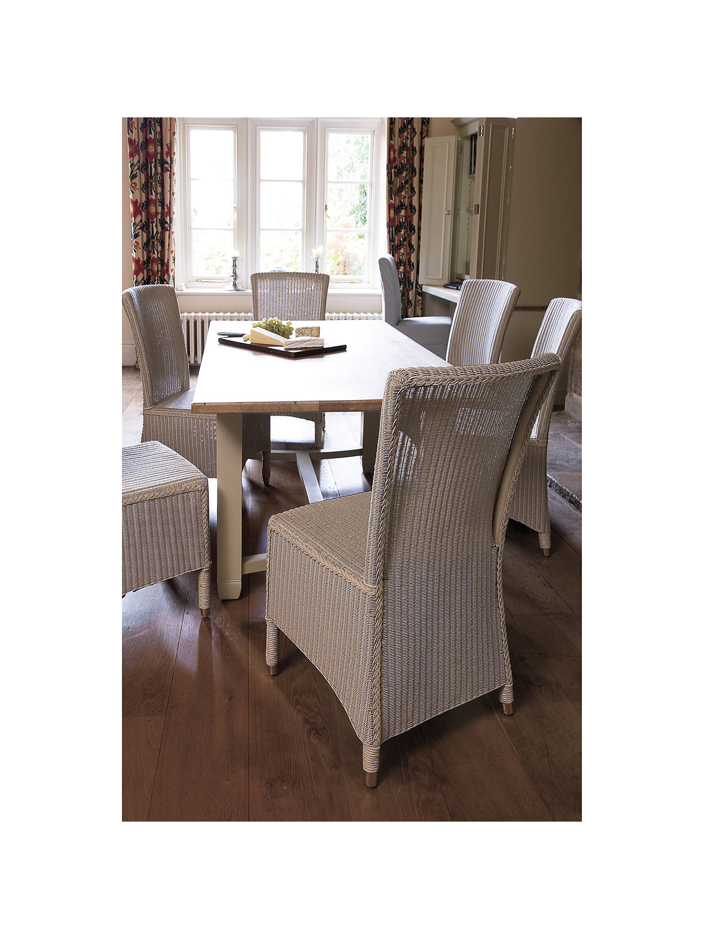 Neptune Chichester 6-Seater Rectangular Dining Table ...