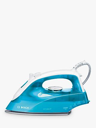 Compare Bosch Tda2633gb Steam Iron Blue