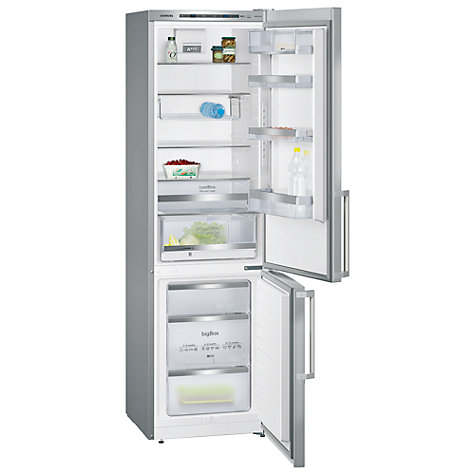 Buy Siemens KG39EAI40G Fridge Freezer, Stainless Steel Online at johnlewis.com