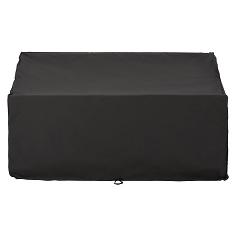 Buy John Lewis Garden Bench / Seat Cover Online at johnlewis.com