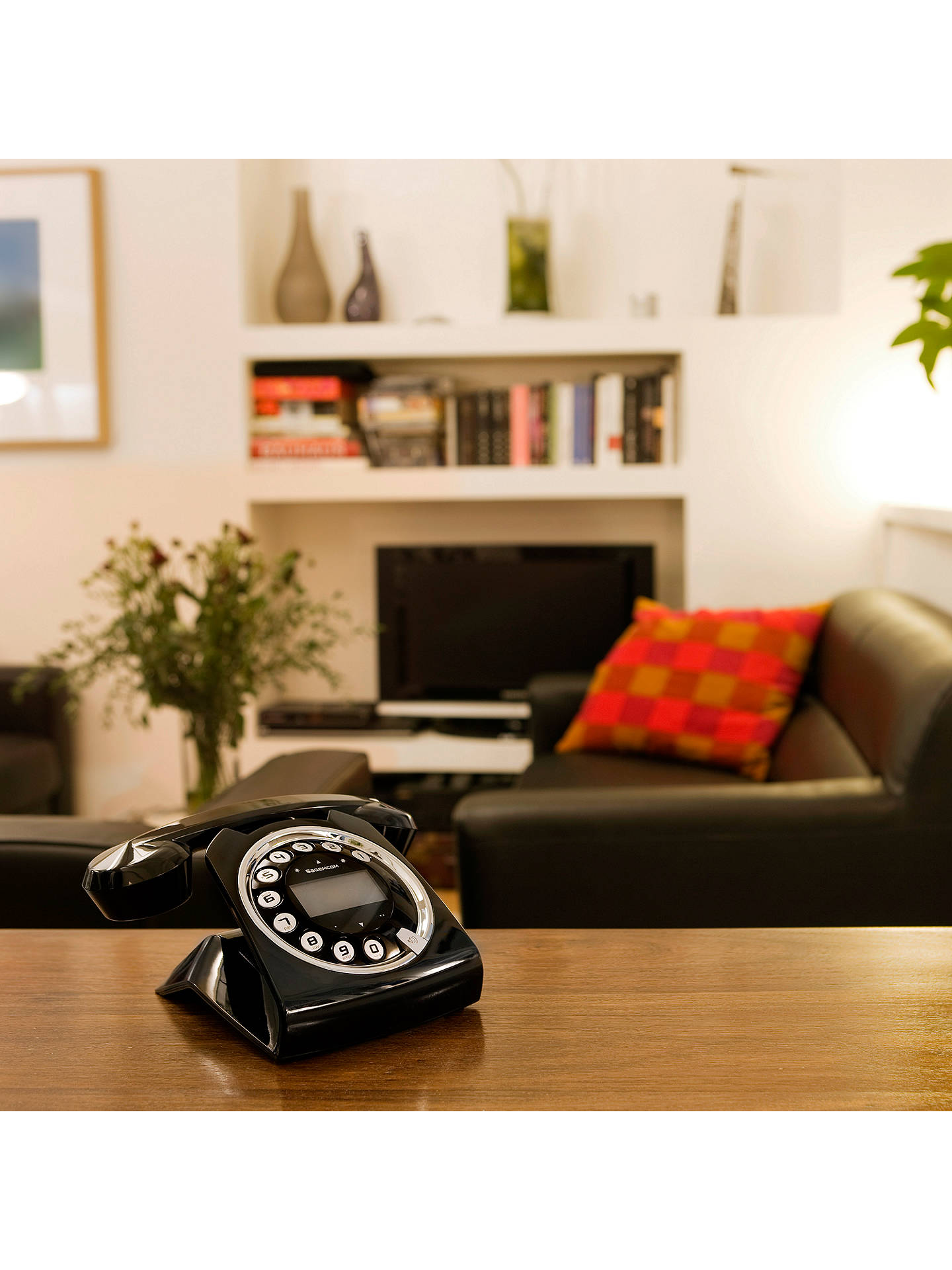 Sagemcom Sixty Cordless Telephone and Answer Machine at John