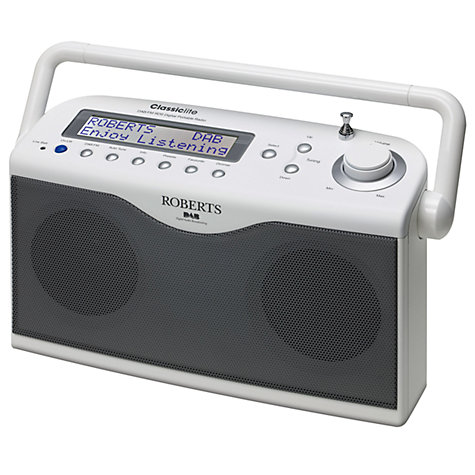 Buy ROBERTS ClassicLite DAB Digital Radio Online at johnlewis.com