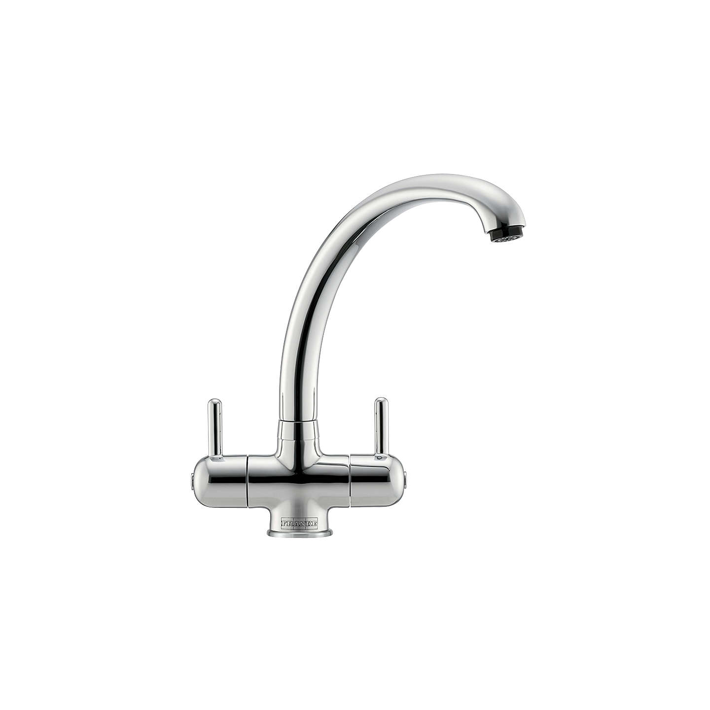 Franke Zurich 2 Lever Mixer Kitchen Tap at John Lewis