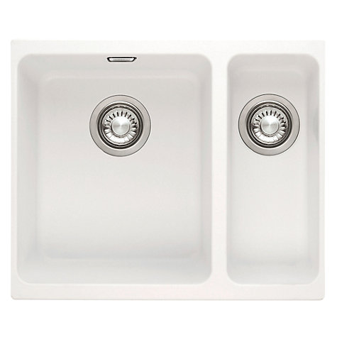 Buy Franke Kubus KBG 160 Kitchen Sink with Left Hand Large Bowl ...