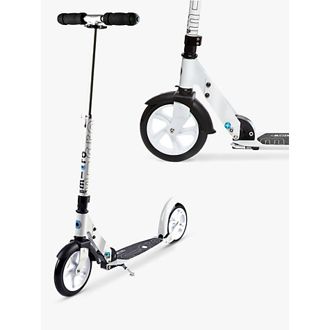 Buy Micro Scooter, Adult, White Online at johnlewis.com