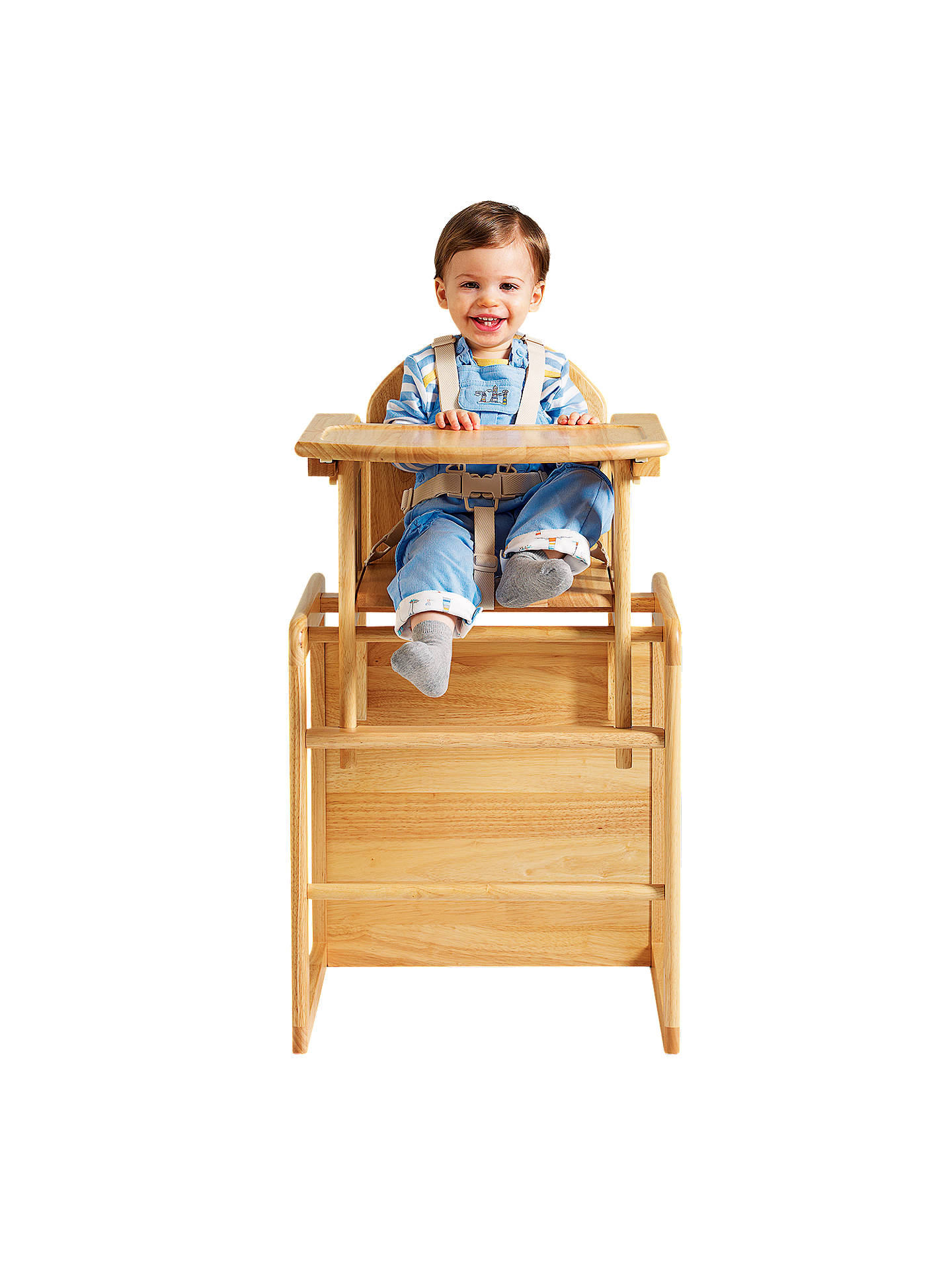 East Coast Combination Wooden Highchair Online At Johnlewis