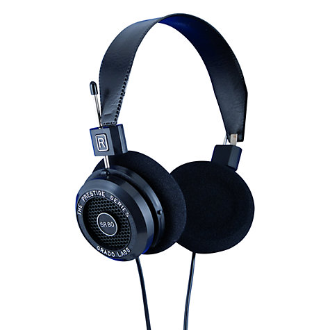 Buy Grado SR80e On-Ear Headphones Online at johnlewis.com