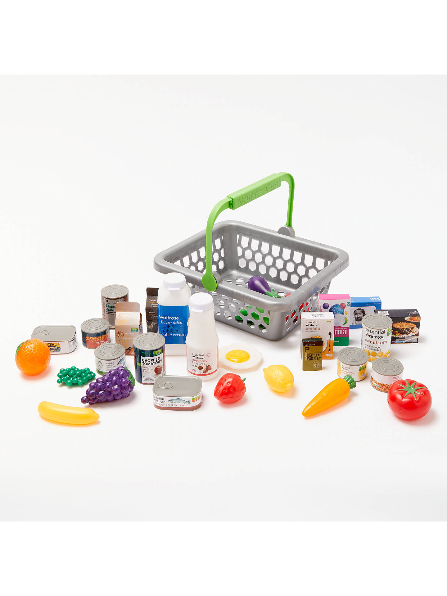 f87b45525b84 Buy John Lewis   Partners Basket and Play Food Online at johnlewis. ...