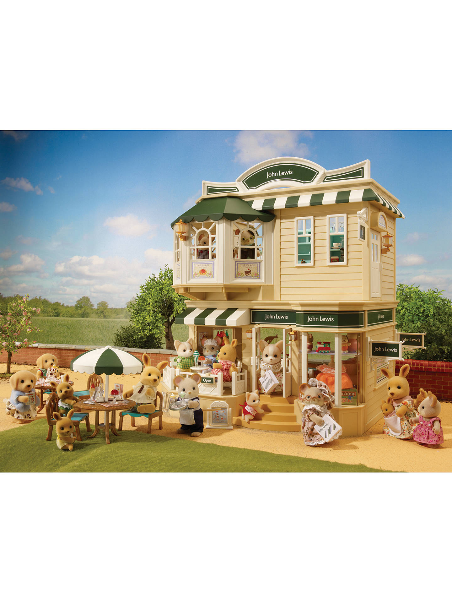 Buysylvanian families john lewis department store online at johnlewis com