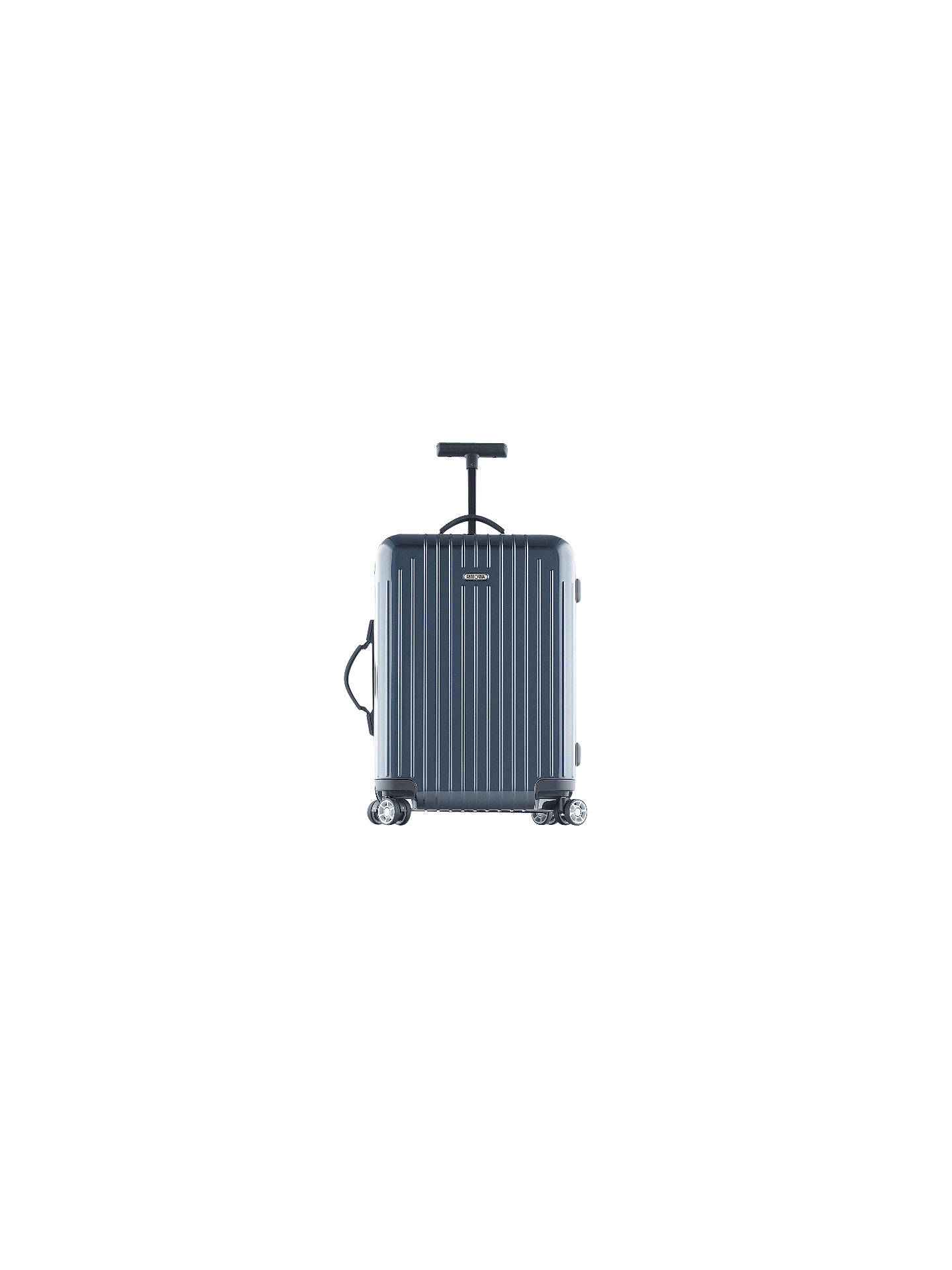 c7a228d3e Buy Rimowa Salsa Air 4-Wheel 68cm Spinner Suitcase, Navy Online at  johnlewis.