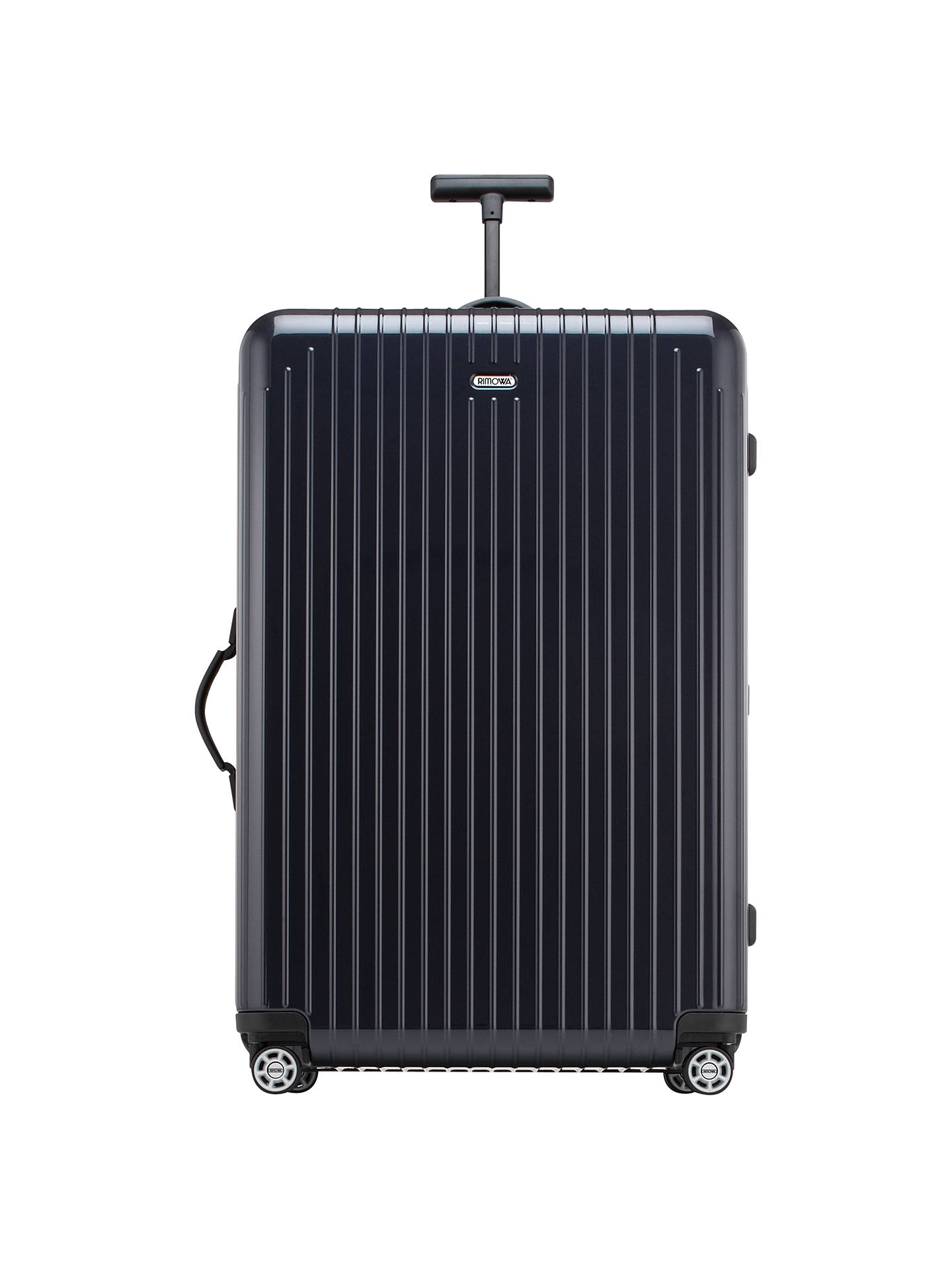 aa9ebbba1 Buy Rimowa Salsa Air Spinner 4-Wheel 81cm Suitcase, Navy Online at  johnlewis.