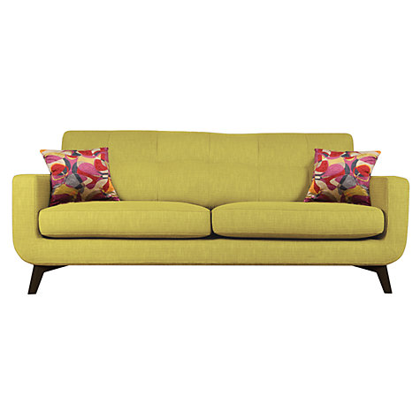 Buy John Lewis Barbican Large Sofa with Dark Legs Online at johnlewis.com