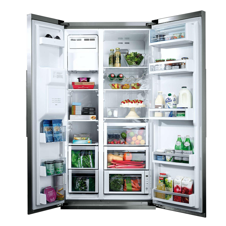 neff k3990x7gb american style fridge freezer stainless. Black Bedroom Furniture Sets. Home Design Ideas
