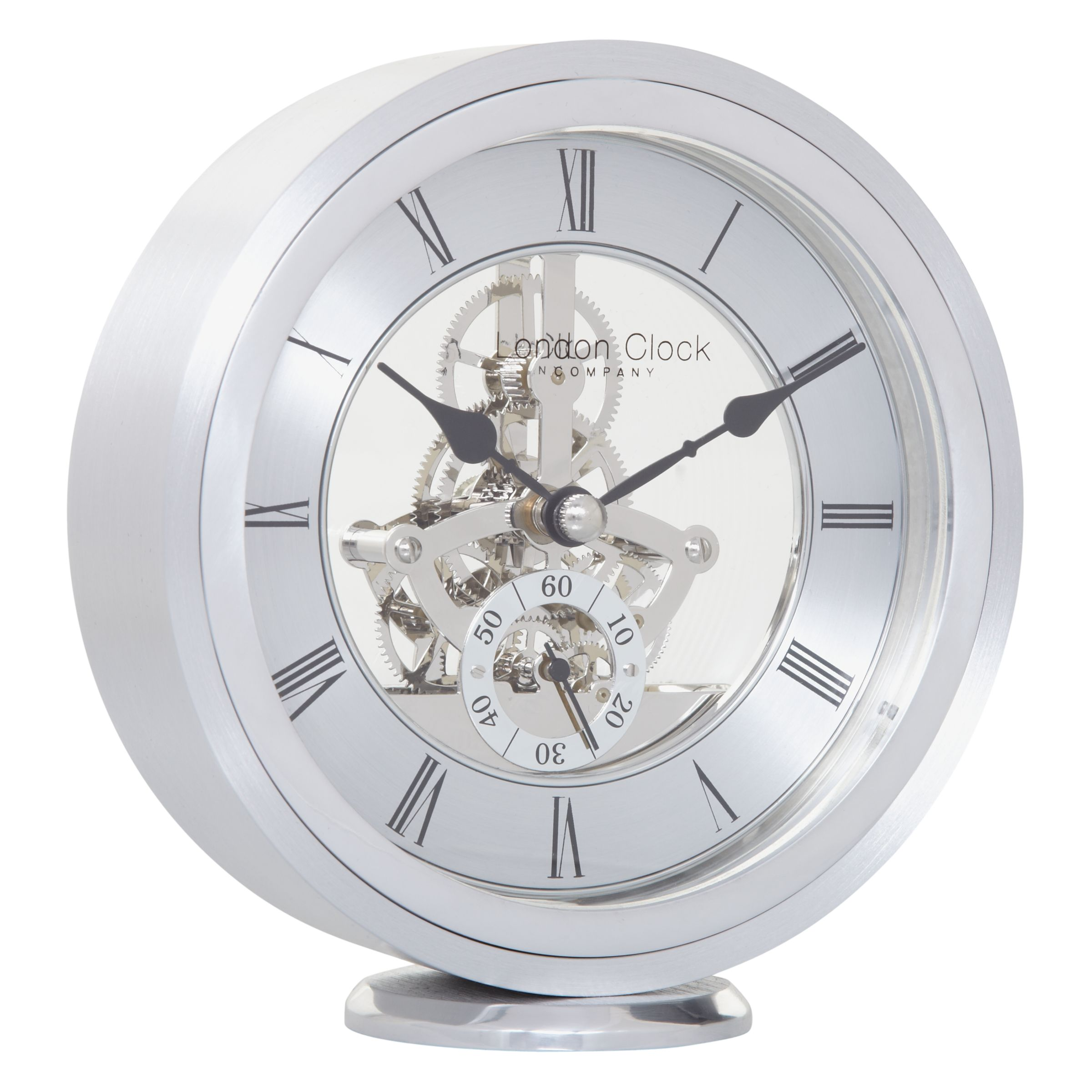 London Clock Company London Clock Company Round Carriage Clock
