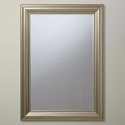 John Lewis Bead Mirror, Champagne, 110 x 79cm