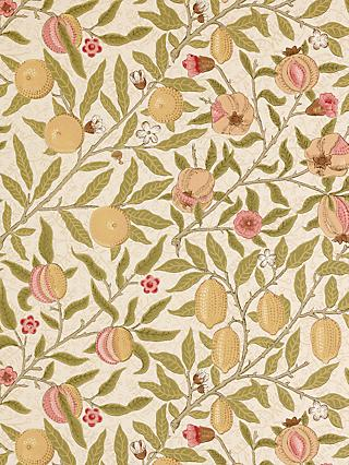 Morris & Co. Fruit Wallpaper