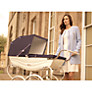 Buy Silver Cross Balmoral Pram, White Gloss Online at johnlewis.com