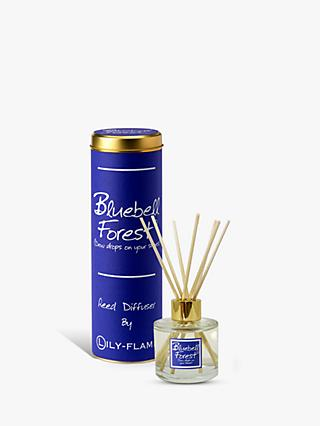 Lily-flame Bluebell Forest Reed Diffuser, 100ml