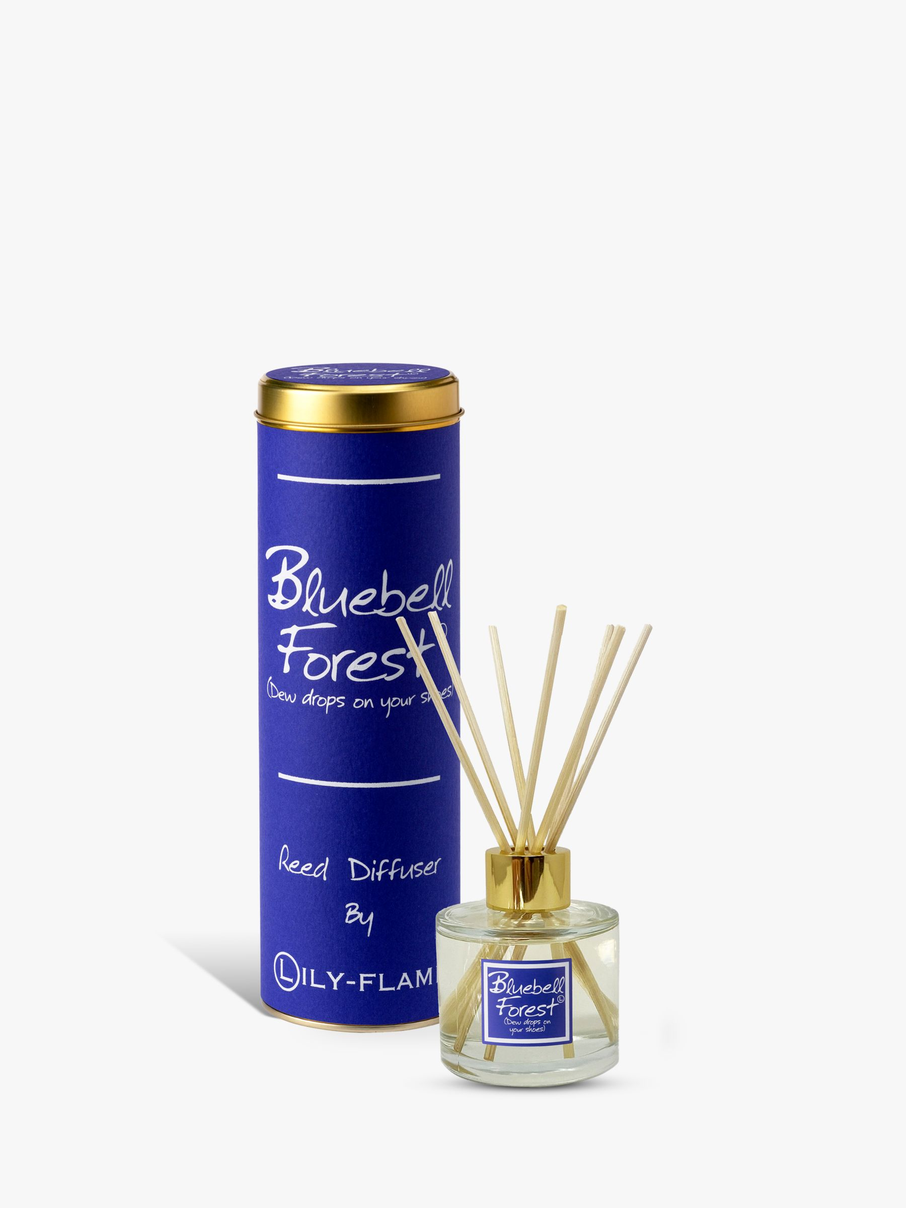 Lily-Flame Lily-flame Bluebell Forest Reed Diffuser, 100ml
