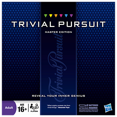 Image of Trivial Pursuit Master Game