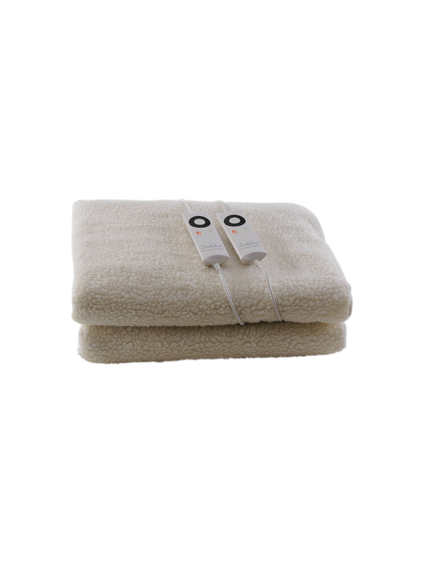 Buy Dreamland 6962 Intelliheat Electric Underblanket, Double Online at johnlewis.com