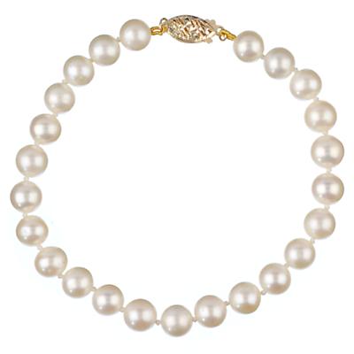 Product photo of A b davis freshwater pearl bracelet