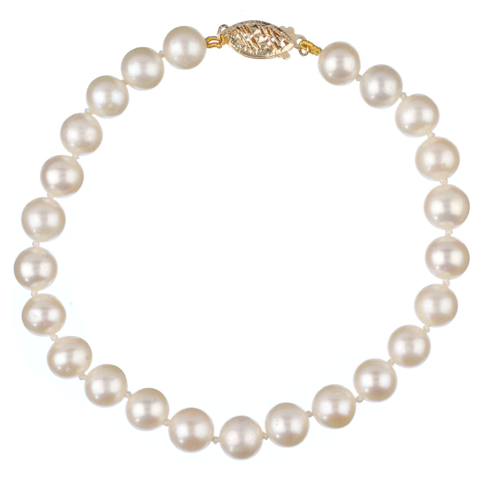A B Davis A B Davis Freshwater Pearl Bracelet