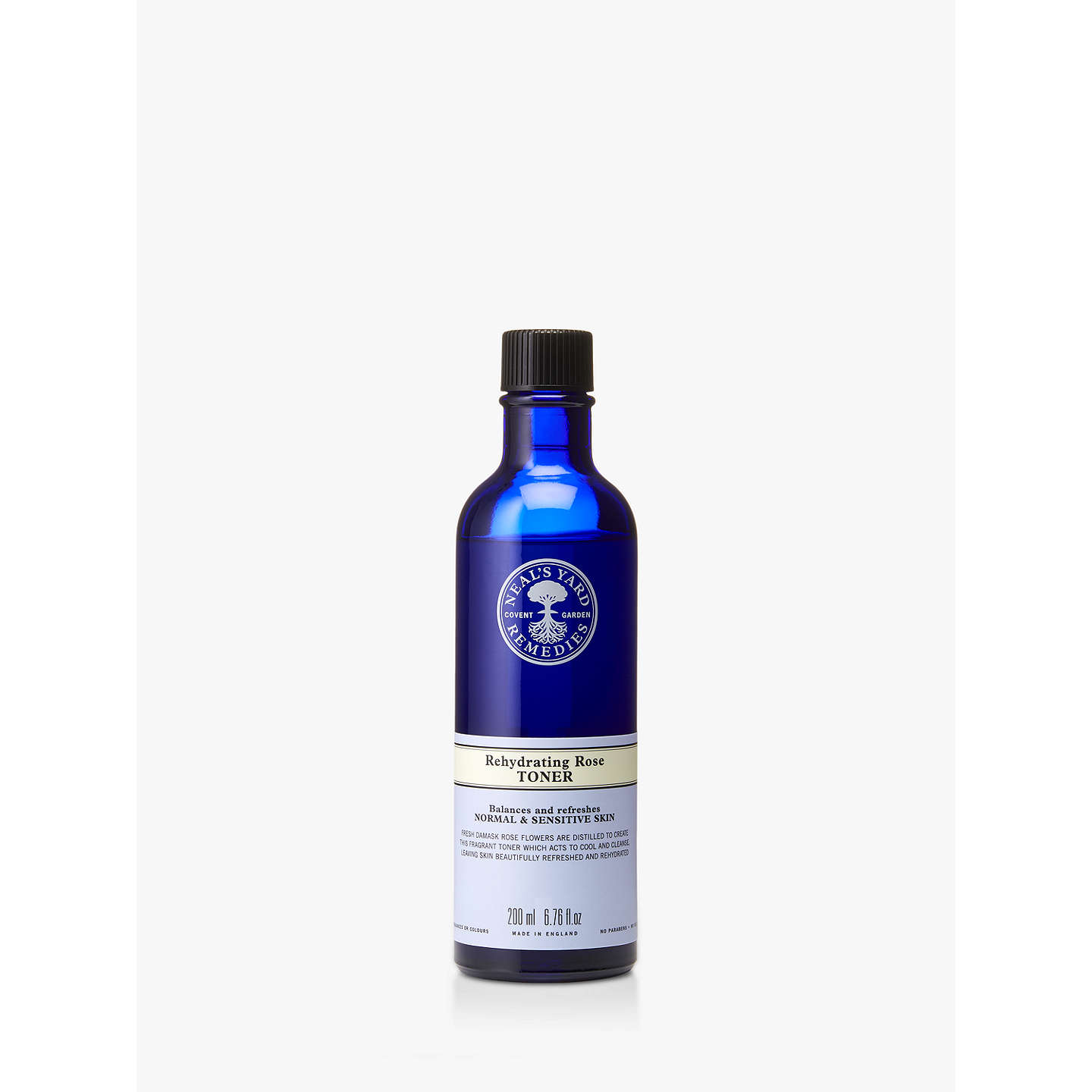 BuyNeal's Yard Remedies Rehydrating Rose Toner, 200ml Online at johnlewis.com