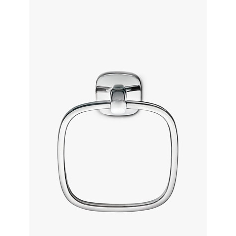 Buy Robert Welch Burford Towel Ring Online at johnlewis.com
