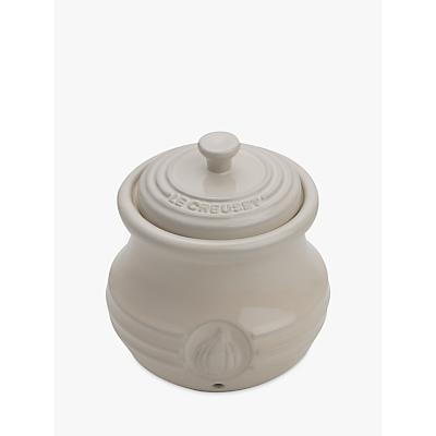 Le Creuset Stoneware Garlic Pot